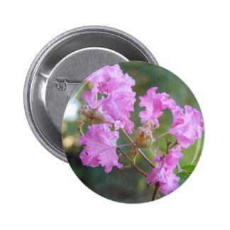 A Little Pink 6 Cm Round Badge