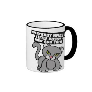 A Little Pussy Mug