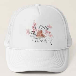 A little Spill the Tea with friends Trucker Hat