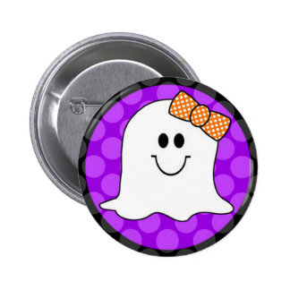 A Little Spooky 6 Cm Round Badge