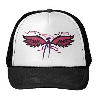 A Little Touch of Pink Veni Vidi Vici Cap