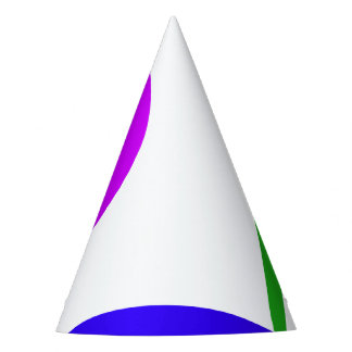 A Locked Notebook Party Hat