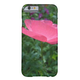 A Lone Poppy Barely There iPhone 6 Case