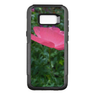 A Lone Poppy OtterBox Commuter Samsung Galaxy S8+ Case
