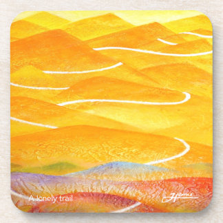 A Lonely Trail - Coasters