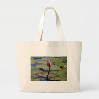 A Lonely Vigil Large Tote Bag