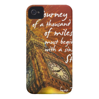 A long road starts with a single step Case-Mate iPhone 4 cases