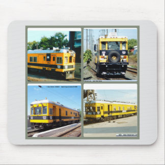 A Look at The Sperry Rail Car Mouse Pad