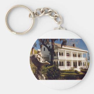 A Louisiana Plantation Key Ring