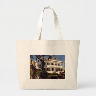A Louisiana Plantation Large Tote Bag