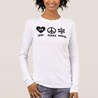 A Love Peace LPN Long Sleeve T-Shirt