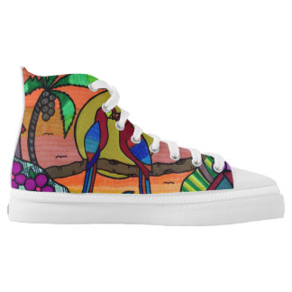 A love story high tops