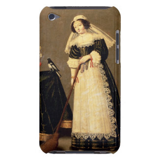 A Maid with a Broom iPod Touch Covers
