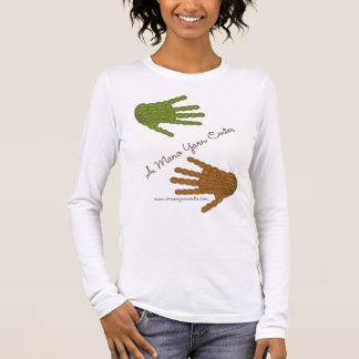 A Mano Yarn Center: Long Sleeve Fitted T-Shirt
