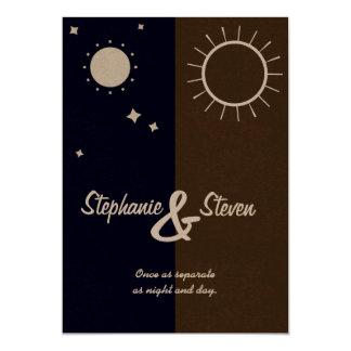 A Marital Eclipse Card