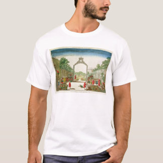 A Market Garden at One of the Gates of Paris T-Shirt