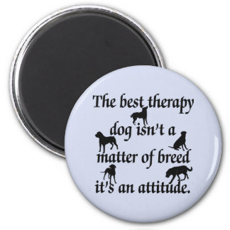 A Matter of Attitude 6 Cm Round Magnet