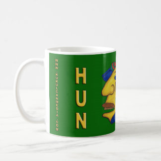 A MAYAN WOMAN CALLED HUN- COZUMEL MEXICO COFFEE MUG
