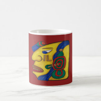 A MAYAN WOMAN CALLED HUN- RED- CANCUN COFFEE MUG