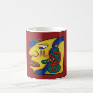 A MAYAN WOMAN CALLED HUN- RED- COZUMEL, MEXICO COFFEE MUG