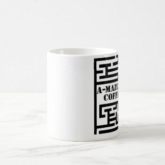 A-MAZE-ing COFFEE! MUG