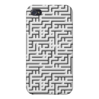 a MAZE ing iPhone 4/4S Cover