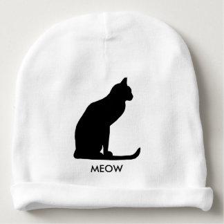 A-MAZING Kitty Meow Unisex Baby Beanie