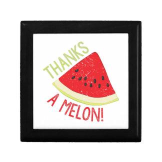 A Melon Gift Box