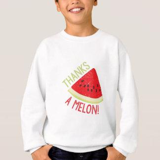 A Melon Sweatshirt