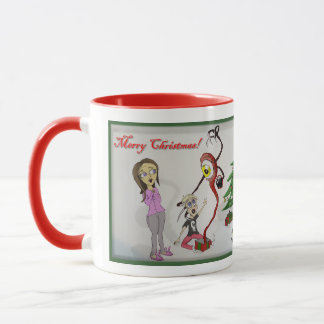 A Merry Christmas Mug