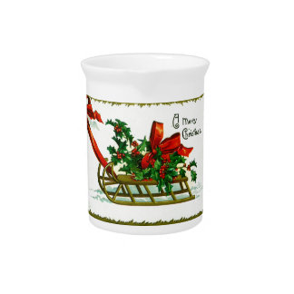 A_Merry_Christmas Pitcher