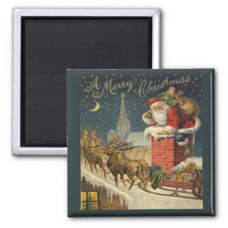 A Merry Xmas Magnet