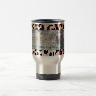 A Mess of Reason Travel Coffee Mug