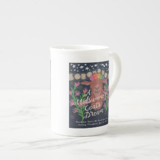 A Midsummer Goat's Dream bone china mug