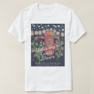 A Midsummer Goat's Dream shirt (various styles)