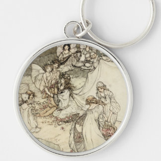A Midsummer Night's Dream Fairy Key Ring