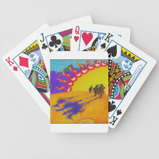 A MIGHTY TRE Page 54 Bicycle Playing Cards