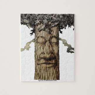 A  Mighty Tree Cover Jigsaw Puzzle