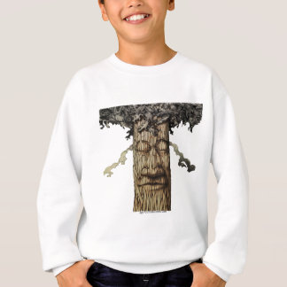 A  Mighty Tree Cover Page Sweatshirt