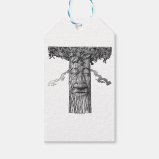 A Mighty Tree Cover &W Gift Tags