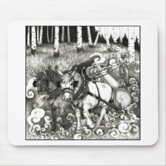 A-MIGHTY-TREE-P14 Orig. Mouse Pad