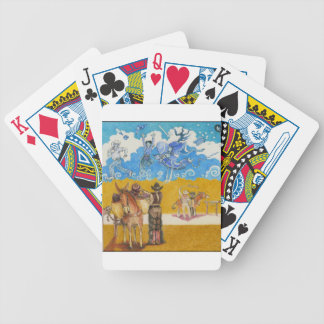 A-MIGHTY-TREE-P48 BICYCLE PLAYING CARDS