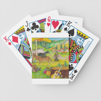 A-MIGHTY-TREE-P56 BICYCLE PLAYING CARDS