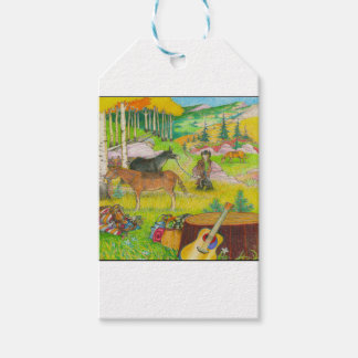 A-MIGHTY-TREE-P56 GIFT TAGS