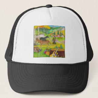 A-MIGHTY-TREE-P56 TRUCKER HAT