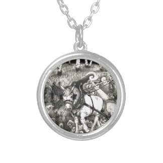 A-MIGHTY-TREE-Page 14 Silver Plated Necklace