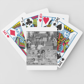 A-MIGHTY-TREE-Page 24 Bicycle Playing Cards