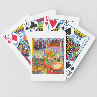 A-Mighty-Tree-Page-26 Bicycle Playing Cards