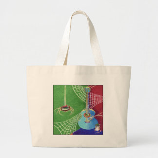 A-MIGHTY-TREE-Page 30 Large Tote Bag
