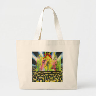 A-Mighty-Tree-Page 34 Large Tote Bag